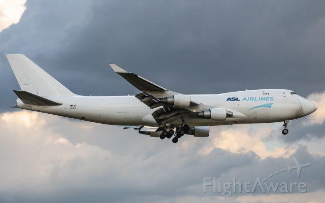 Boeing 747-400 (OE-IFB)