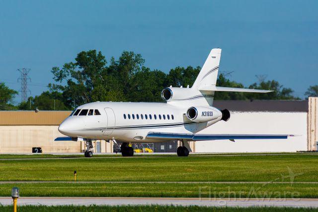 Dassault Falcon 900 (N316SS)
