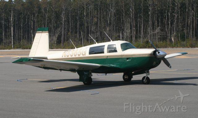 Mooney M-20 (N5365G)