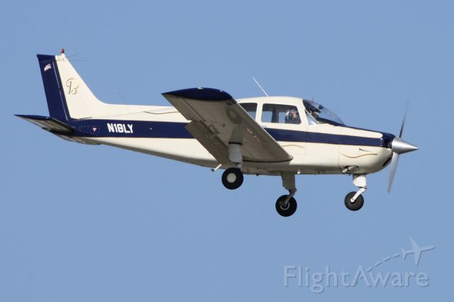 Beechcraft Sundowner (N18LY) - Landing on runway 20R KSNA, 6/27/20.