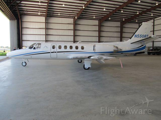 Cessna Citation II (N550RT)