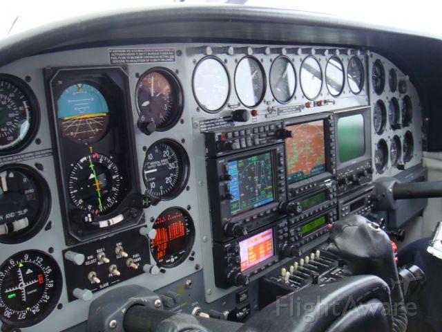Cessna Chancellor (N414EZ)