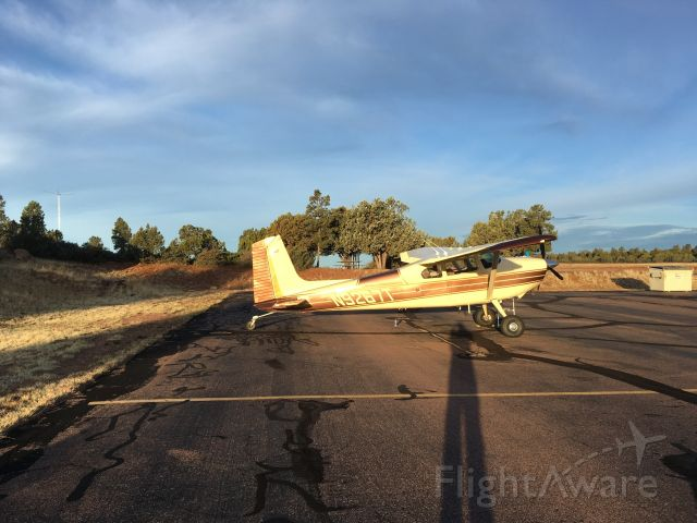 Cessna Skywagon 180 (N9267T) - Payson AZ