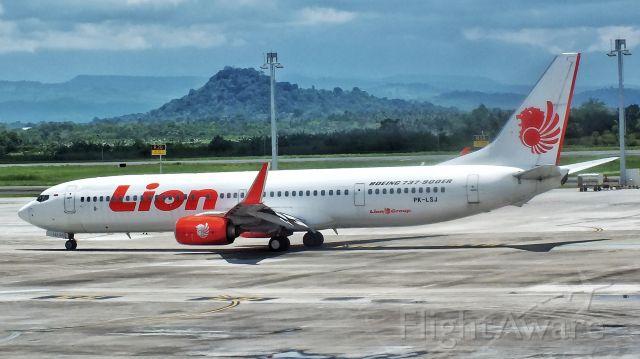 Boeing 737-900 (PK-LSJ)
