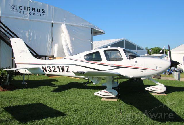 Cirrus SR-20 (N321WZ)