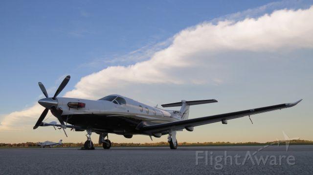 Pilatus PC-12 (N57SG)