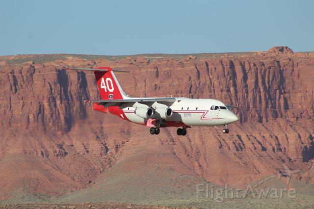 Avro Avroliner (RJ-85) (N470NA) - 06/21/2020