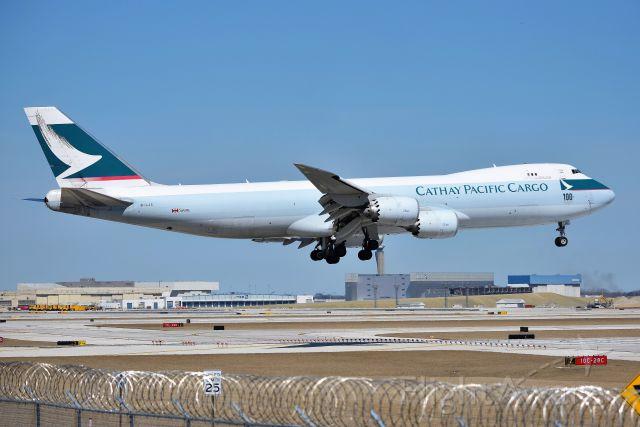 BOEING 747-8 (B-LJC) - 10-C 03-26-19