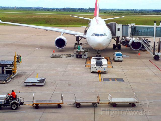 Airbus A330-200 (EC-MKI)