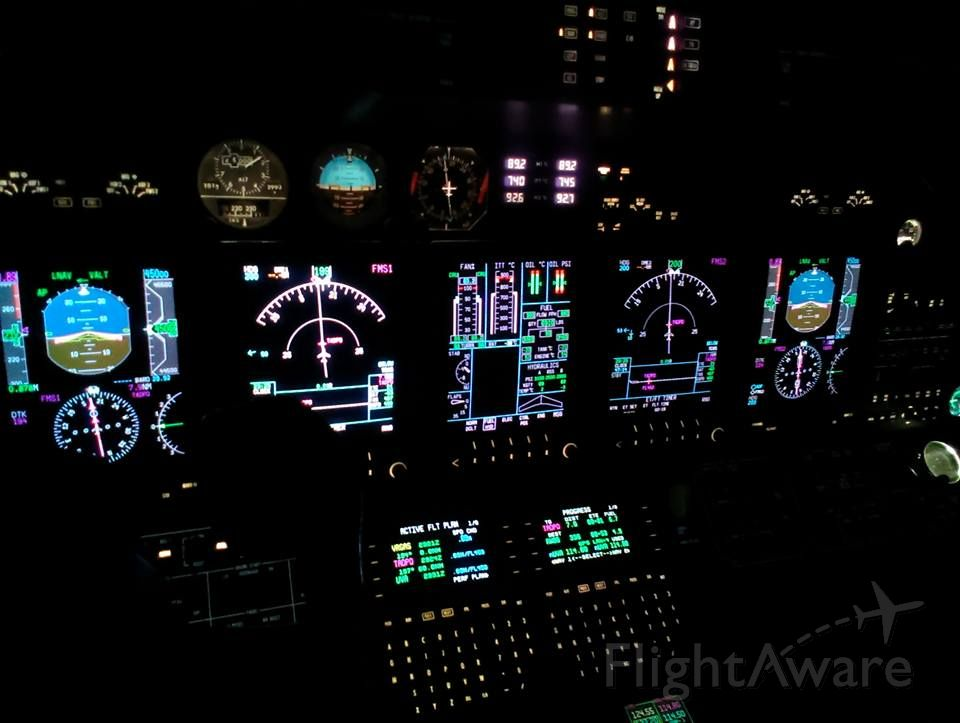 Cessna Citation X (C-GAPT) - North Atlantic Crossing.