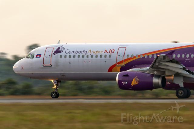 Airbus A321 (XU349) - 24th Dec., 2014