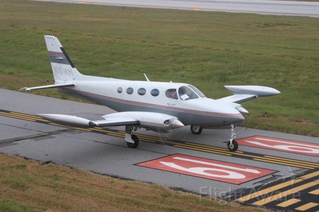 Cessna 340 (N15WM)