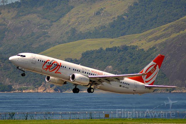 Boeing 737-700 (PR-GGO)
