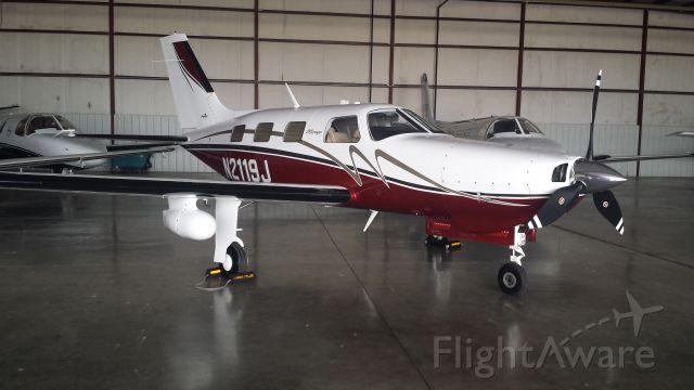 Piper Malibu Mirage (N2119J)