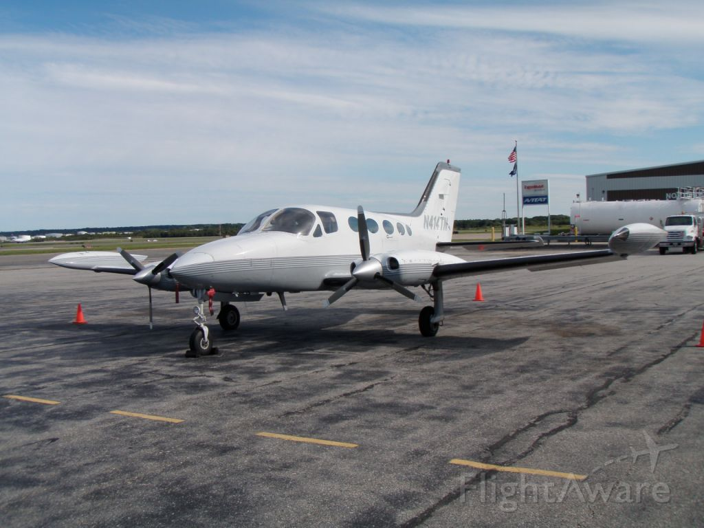 Cessna Chancellor (N414TN)