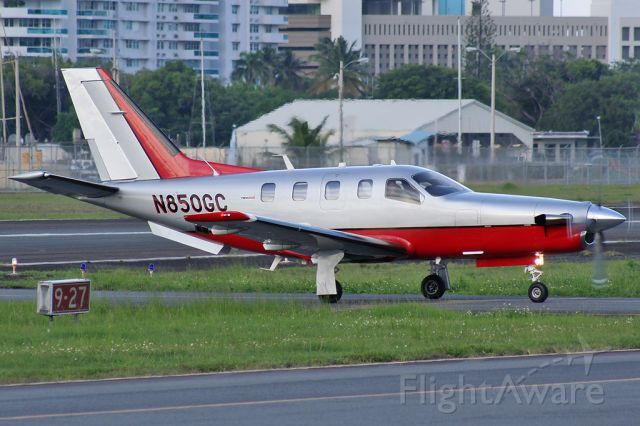 N850GC — - Félix Bahamonde - PR Planespotters