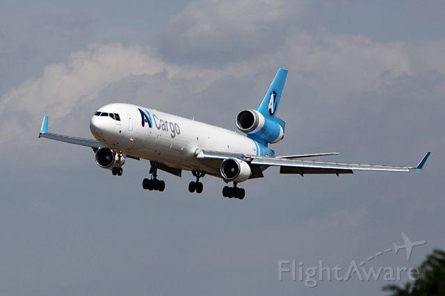 Boeing MD-11 (Z-BAM) - PREVIOUS REG. N278WA