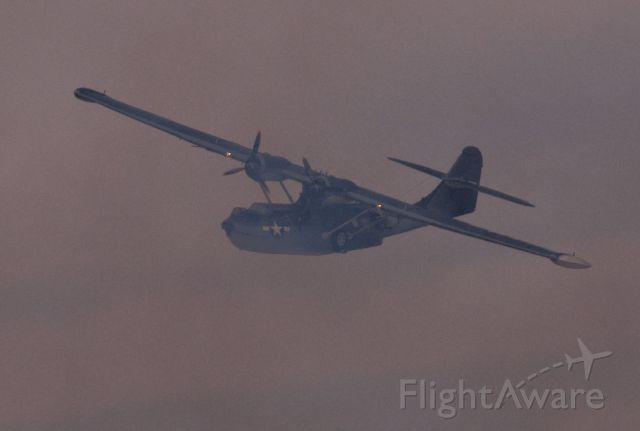 — — - Consolidated PBY Catalina