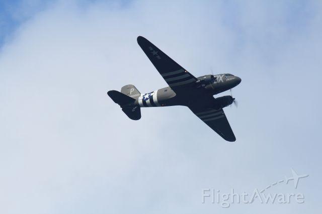 Douglas DC-3 (N473DC) - Above Arnhem, 2017-09-17