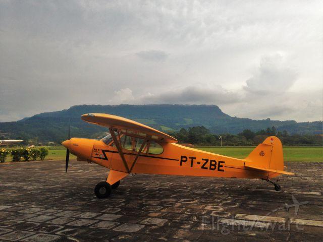 Piper L-18B Cub Special (PT-ZBE)