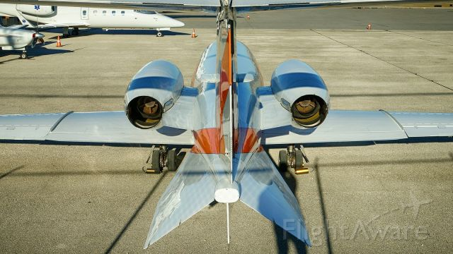Learjet 31 (N239AY)