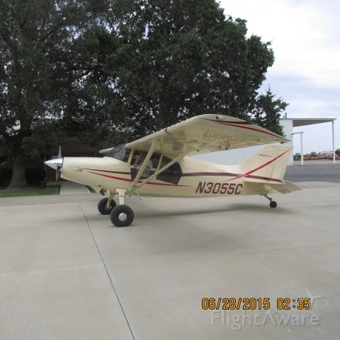 N3055C — - Taking delivery