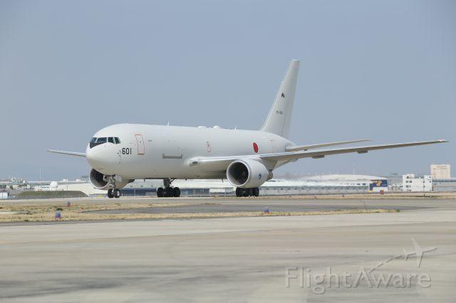 BOEING 767-200 (87-3601) - Japan Air Self-Defense Force Boeing KC-767J (767-2FK/ER)