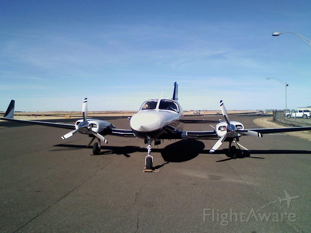 Cessna Chancellor (N113GL)