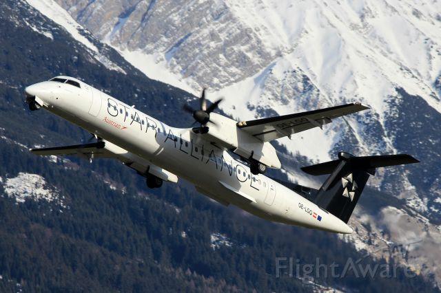 de Havilland Dash 8-400 (OE-LGQ)