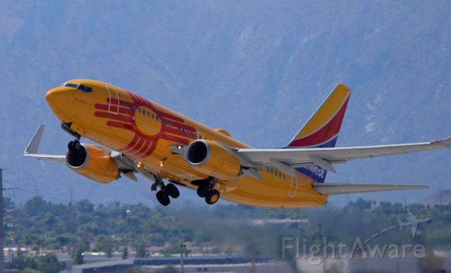 Boeing 737-700 (N781WN) - Phoenix Sky Harbor International Airport 24SEP19