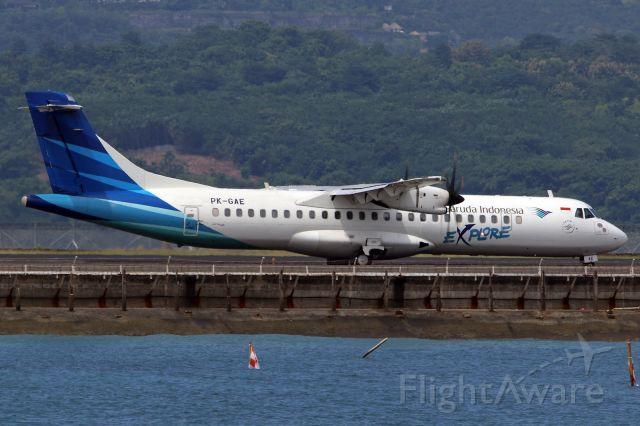 Aerospatiale ATR-72-600 (PK-GAE)
