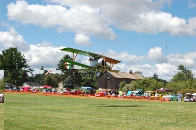 — — - Wings & Wheels Sloas Airfield OH 08/13