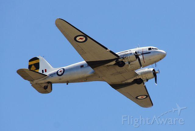 A6594 — - Douglas C-47B Dakota (C-47B-30-DK)<br />Manufactured in 1945, USA<br />Photo: 21.11.2015