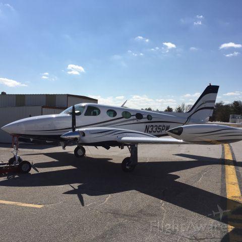 Cessna 402 (N335PW)