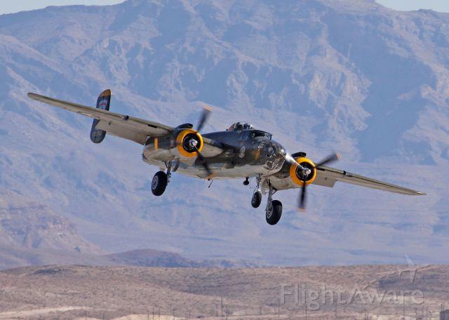 North American TB-25 Mitchell (N8195H) - Las Vegas, Nevada