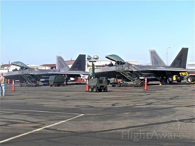Lockheed F-22 Raptor — - California Capital Airshow 2010