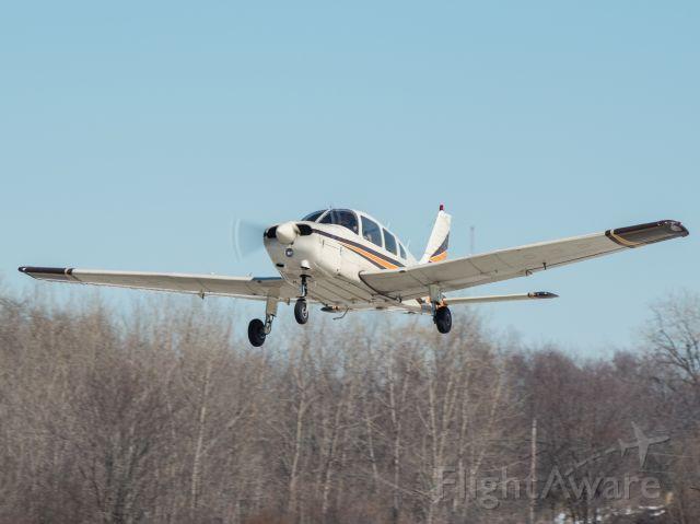 Piper Cherokee (N4358T)