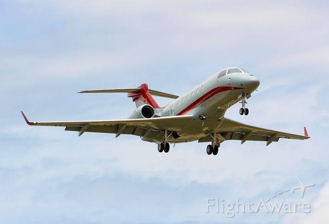 Embraer Legacy 550 (FAB3601) - FAB-3601 Embraer IU-50 Legacy 550 GEIV