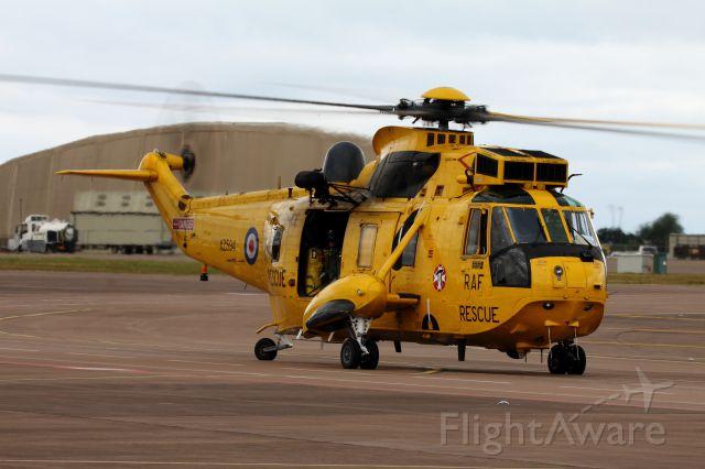 Sikorsky Sea King — - Westland Seaking, RAF