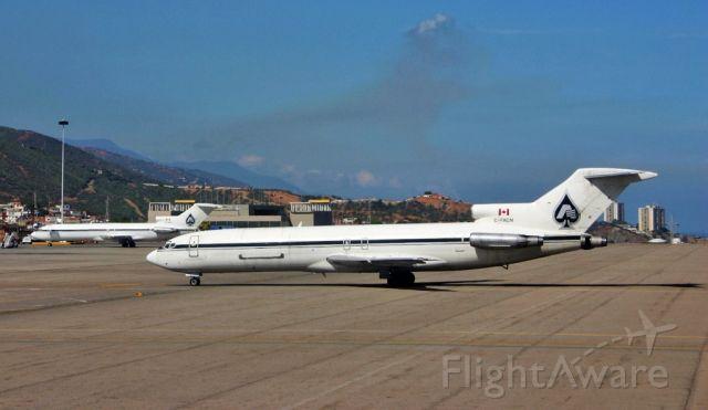 Boeing 727-100 (C-FACN)