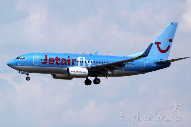 Boeing 737-700 (OO-JAR)
