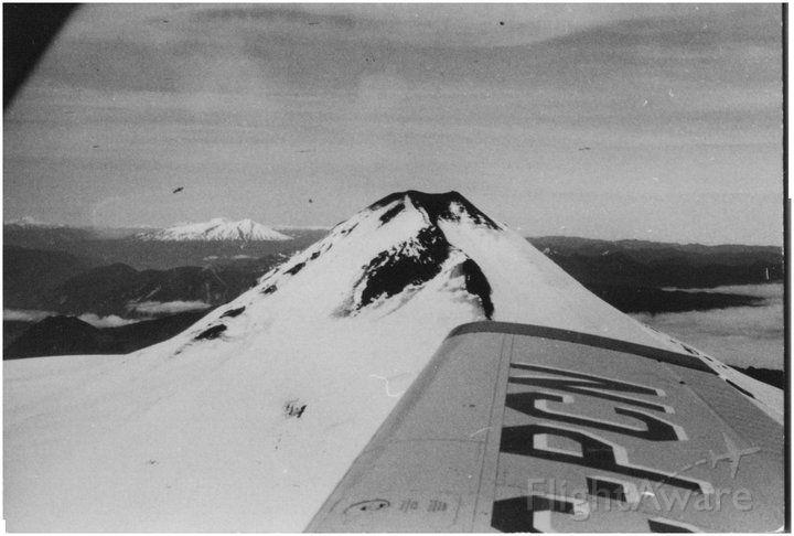 CC-PCN — - Llaima volcano, Chile.