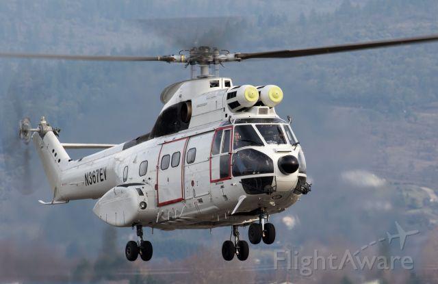 WESTLAND Puma (N367EV)