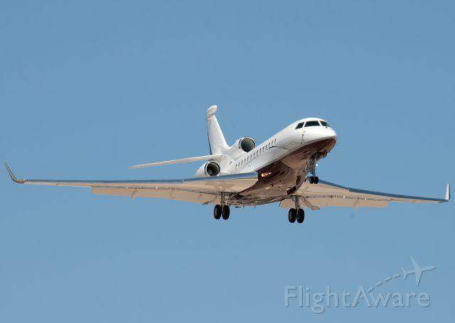 Dassault Falcon 7X (N577CF) - JPC Falcon 1109 LLC Falcon 7X.