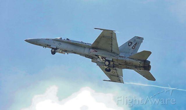 — — - NAVY F/A-18 SUPER HORNET
