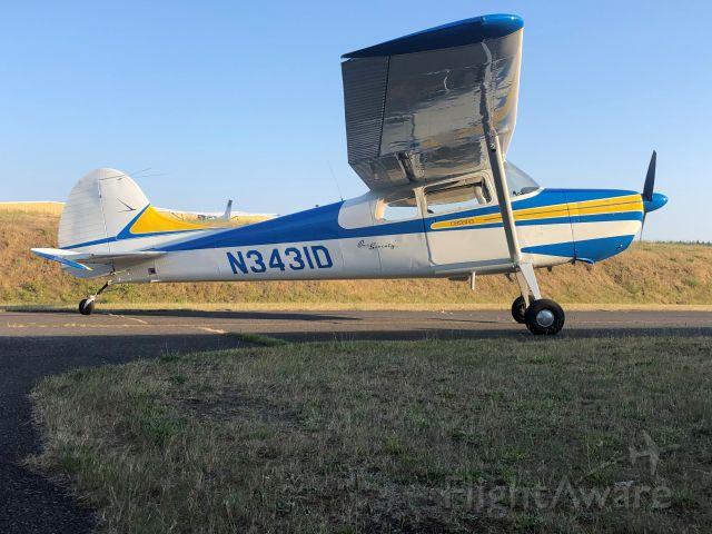 Cessna 170 (N3431D)