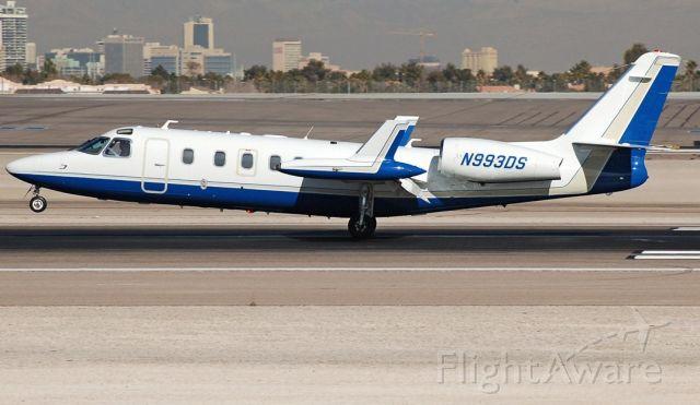 IAI 1124 Westwind (N993DS)