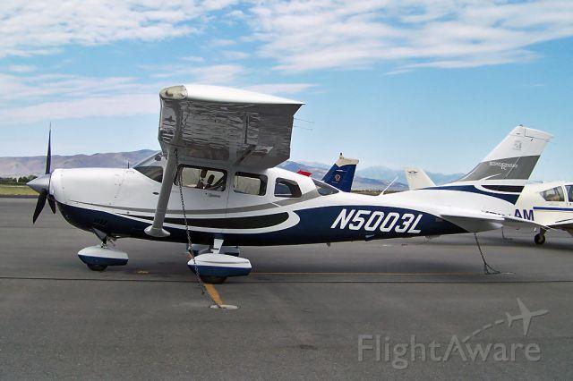 Cessna 206 Stationair (N5003L)
