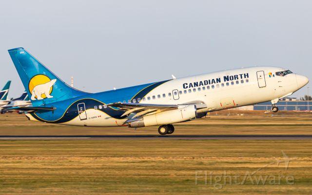 Boeing 737-200 (C-GDPA)