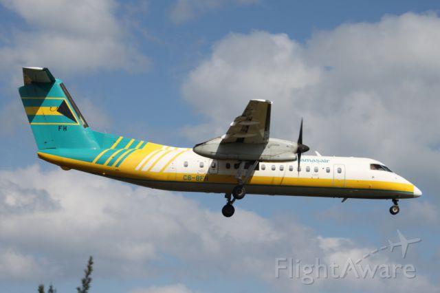 de Havilland Dash 8-100 (C6-BFH)